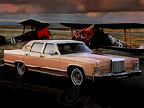 Images of Lincoln Continental Town Car 1979