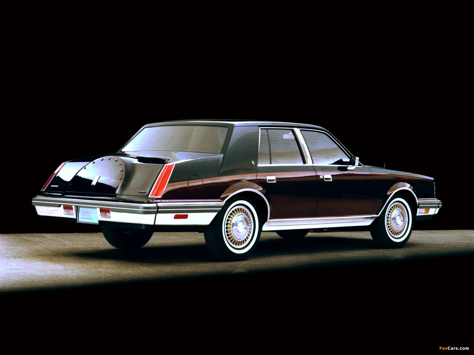 Images Of Lincoln Continental 1982 83 1600x1200