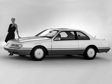 Images of Lincoln Continental Concept 100 1983