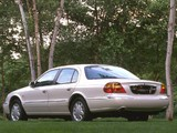 Images of Lincoln Continental 1998–2002