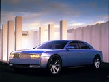Images of Lincoln Continental Concept 2002