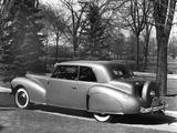 Lincoln Zephyr Continental Coupe 1940 photos