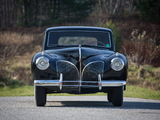 Lincoln Continental Coupe 1941 photos