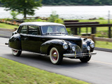 Lincoln Continental Coupe 1941 pictures