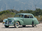 Lincoln Continental Coupe 1941 wallpapers