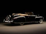 Lincoln Continental 2-door Cabriolet (56) 1942 photos