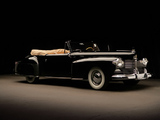 Lincoln Continental 2-door Cabriolet (56) 1942 pictures