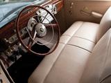 Lincoln Continental 2-door Cabriolet (56) 1942 wallpapers