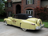 Lincoln Continental Cabriolet Indy 500 Pace Car 1946 photos