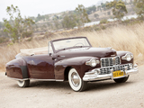 Lincoln Continental Cabriolet 1947–48 images