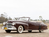 Lincoln Continental Cabriolet 1947–48 pictures
