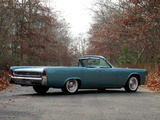 Lincoln Continental Convertible 1961 images