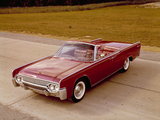 Lincoln Continental Convertible 1961 pictures