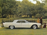 Lincoln Continental Sedan (53A) 1961 wallpapers