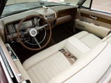 Lincoln Continental Convertible 1962 pictures