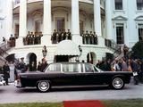 Lincoln Continental Presidential X-100/Quick Fix 1964 photos