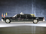 Lincoln Continental Limousine Popemobile by Lehmann-Peterson 1964 pictures
