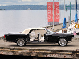 Lincoln Continental Convertible (74A) 1964 wallpapers