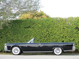 Lincoln Continental Convertible 1965 images