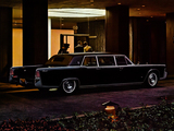 Lincoln Continental Executive Limousine by Lehmann-Peterson 1965 images