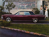 Lincoln Continental Sedan 1965 images