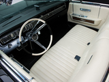 Lincoln Continental Convertible 1965 pictures