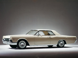 Lincoln Continental Hardtop Coupe 1966 images