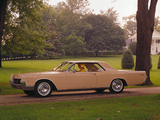 Lincoln Continental Hardtop Coupe 1966 wallpapers