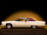 Lincoln Continental Town Coupe 1976 wallpapers