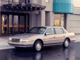 Lincoln Continental 1988–94 photos