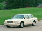 Lincoln Continental 1988–94 wallpapers