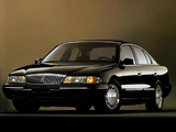 Lincoln Continental 1995–98 photos