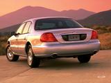 Lincoln Continental 1998–2002 photos