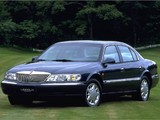 Lincoln Continental 1998–2002 photos