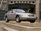 Lincoln Continental 1998–2002 pictures