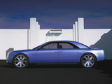 Lincoln Continental Concept 2002 wallpapers