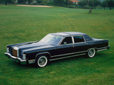 Lincoln Continental photos