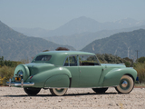 Photos of Lincoln Continental Coupe 1941