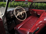 Photos of Lincoln Continental Cabriolet (16H-56) 1941