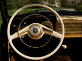 Photos of Lincoln Continental 2-door Cabriolet (56) 1942