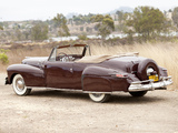Photos of Lincoln Continental Cabriolet 1947–48