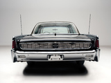 Photos of Lincoln Continental Bubbletop Kennedy Limousine 1962