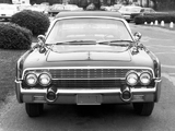 Photos of Lincoln Continental Presidential X-100/Quick Fix 1964