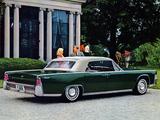 Photos of Lincoln Continental Convertible 1965