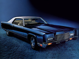 Photos of Lincoln Continental Town Coupe 1971