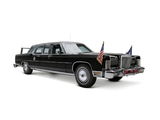 Photos of Lincoln Continental Presidential Limousine 1972