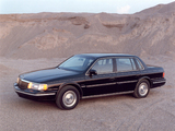 Photos of Lincoln Continental 1988–94