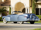 Pictures of Lincoln Continental Cabriolet 1946