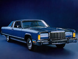 Pictures of Lincoln Continental Town Coupe 1975