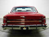 Pictures of Lincoln Continental Town Car 1976
